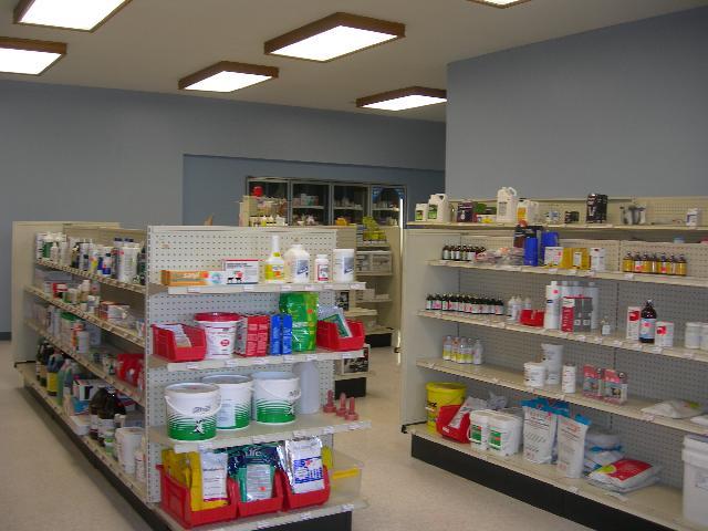 Tour The Clinic - Mahaska Veterinary Clinic - Oskaloosa, IA